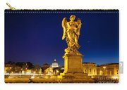 Ponte Sant Angelo Carry-all Pouch by Brian Jannsen