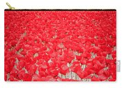 Poppy Meadow ... Carry-all Pouch