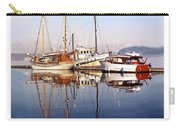 Port Orchard Marina Reflections Carry-all Pouch