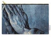 Praying Hands Carry-all Pouch by Albrecht Durer