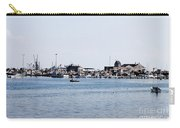 Provincetown Harbor Carry-all Pouch