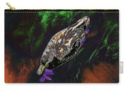 Psychedelic Mallard Duck 1 Carry-all Pouch