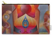 Puerta Solar Carry-all Pouch by Aliosha Valle