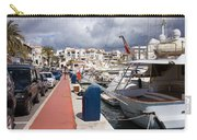 Puerto Banus Marina Carry-all Pouch