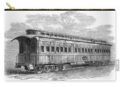 Pullman Car, 1869 Carry-all Pouch