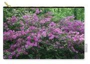 Purple Azaleas Carry-all Pouch