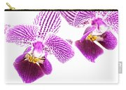 Purple Orchid-5 Carry-all Pouch