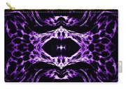 Purple Series 3 Carry-all Pouch by J D Owen