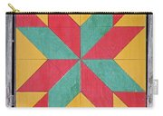 Quilting The Barn  Carry-all Pouch