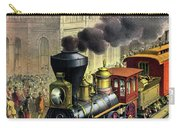 Railroad, 1874 Carry-all Pouch