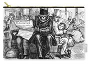Railroad Accidents, 1871 Carry-all Pouch