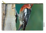 Red-breasted Sapsucker Carry-all Pouch