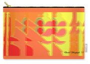Red Effect Carry-all Pouch