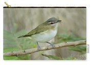 Red-eyed Vireo Carry-all Pouch