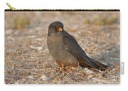 Red Footed Falcon Falco Vespertinus Carry-all Pouch