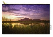 Red Mountain Reflections  Carry-all Pouch