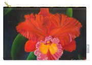 Red Orchid Carry-all Pouch