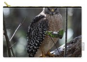 Red - Shouldered Hawk II Carry-all Pouch