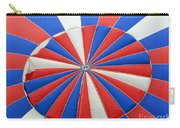 Red White And Balloon  Carry-all Pouch