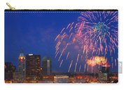 D21l-10 Red White And Boom Fireworks Display In Columbus Ohio Carry-all Pouch