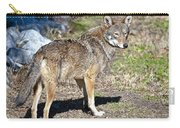 Red Wolf Carry-all Pouch