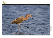Redish Egret Carry-all Pouch