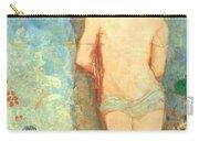 Redon's Saint Sebastian Carry-all Pouch