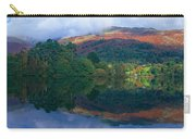 Reflection Of Hills In A Lake Carry-all Pouch