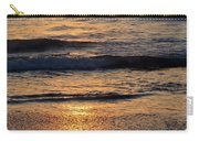 Reflections Of Sunset Carry-all Pouch