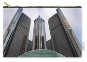 Renaissance Center Carry-all Pouch
