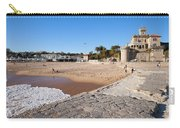 Resort Town Of Estoril In Portugal Carry-all Pouch
