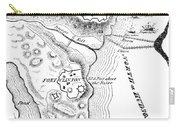 Revolutionary War Plan Carry-all Pouch