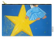 Ride A Shooting Star Carry-all Pouch