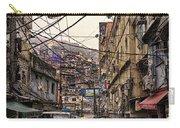 Rio De Janeiro Brazil - Favela Carry-all Pouch