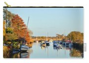 River Frome At Wareham Carry-all Pouch