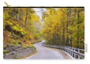 Road With Curves Carry-all Pouch