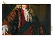 Robert Walpole (1676-1745) Carry-all Pouch