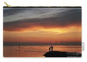 Rock Harbor Sunset Carry-all Pouch