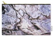 Rocks At Georgian Bay Carry-all Pouch by Elena Elisseeva