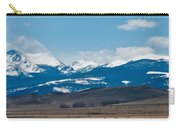 Rocky Mountains Road Carry-all Pouch