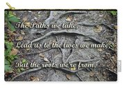 Roots Carry-all Pouch by Brian Wallace