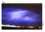 Round 2 More Late Night Servere Nebraska Storms Carry-all Pouch