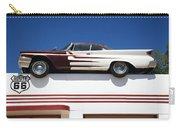 Route 66 - Desoto's Salon Carry-all Pouch