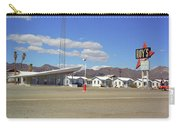 Route 66 - Roy's Of Amboy California Carry-all Pouch