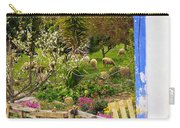 Rural Scene Carry-all Pouch by Carlos Caetano