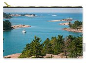 Sailboat In Georgian Bay Carry-all Pouch