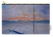 Sailboat Reflections II Carry-all Pouch