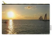Sailing Into The Sunset - Key West Carry-all Pouch