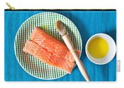 Salmon Fillets Carry-all Pouch