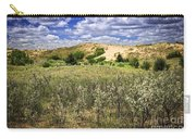 Sand Dunes In Manitoba Carry-all Pouch by Elena Elisseeva